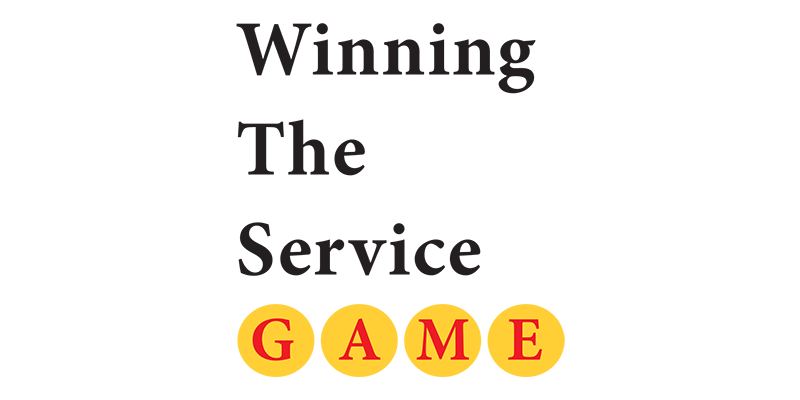 Winning The Service Game - Customer service training